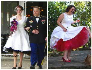 Colored Petticoats for Wedding Long Dresses