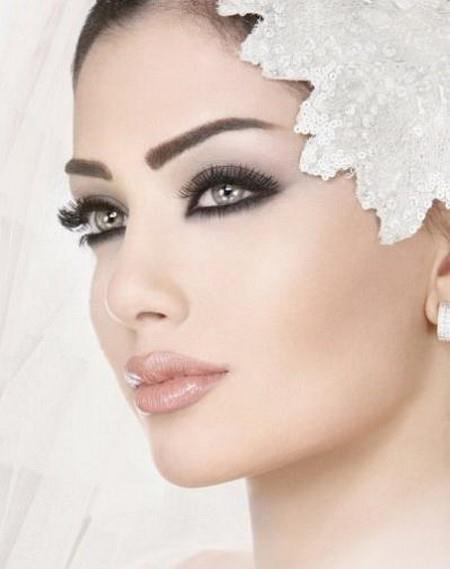 Wedding Day MakeUp :  wedding black makeup 407738 10150596621987363 534812362 11167525 1534353267 N