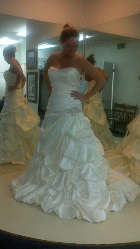 dress opinions??? :  wedding dress ivory mori lee 4912 Dress 7e