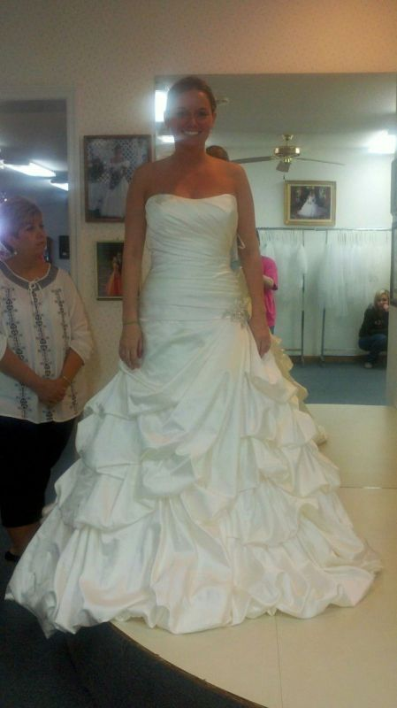 dress opinions??? :  wedding dress ivory mori lee 4912 Dress 7k