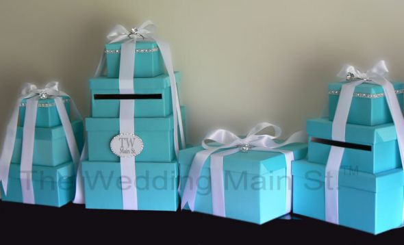 Diy wedding card box solutioingenieria Image collections