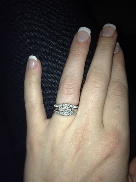 For the Love of All Things Shiny Share Your Wedding Ring Sets