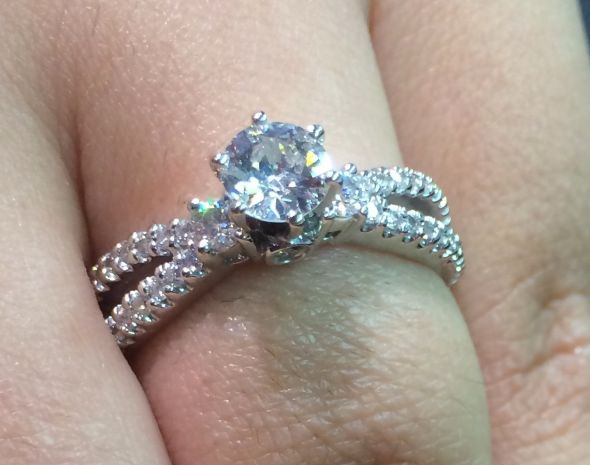 regarding engagement cheap ideas fake you travel wedding rings to when wear