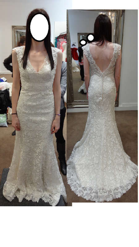 Wedding Dress Off The Rack