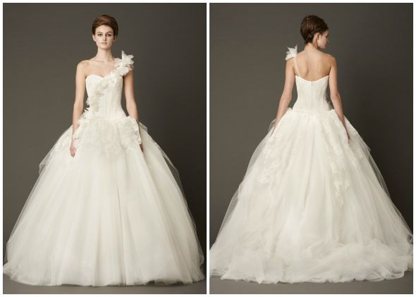 Your favorite vera wang wedding gowns pic heavy junglespirit Gallery