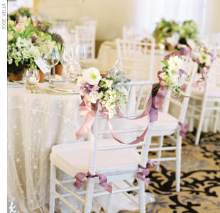 Aisle decorations... help! :  wedding Chair Decor