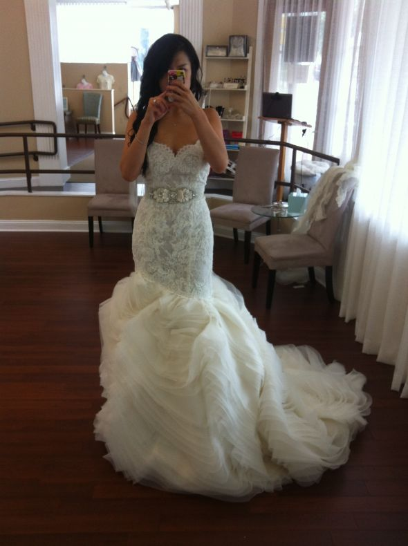 FINALLY Bought My Dream Lazaro 3201 Wedding Dress!