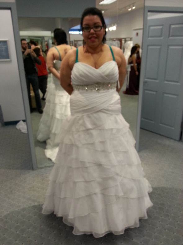 Plus Size Alfred Angelo