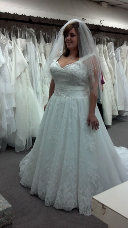 My dress; opinions?