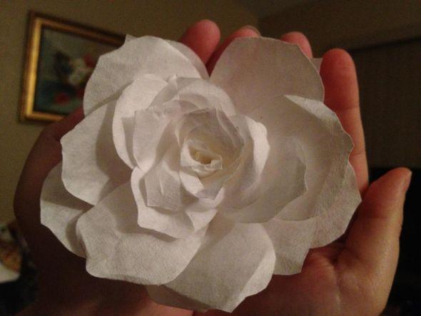 Paper flowers mightylinksfo Choice Image