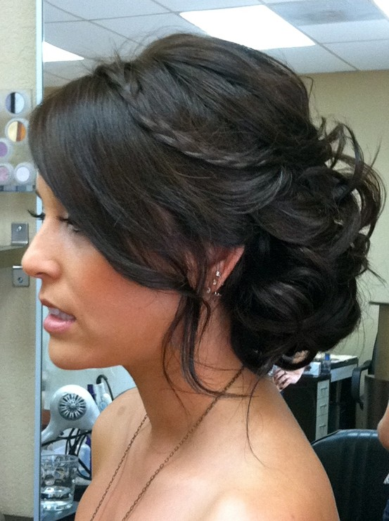Wedding Hairstyles For Thin Fine Hair - Fusion Hair Extensions Nyc