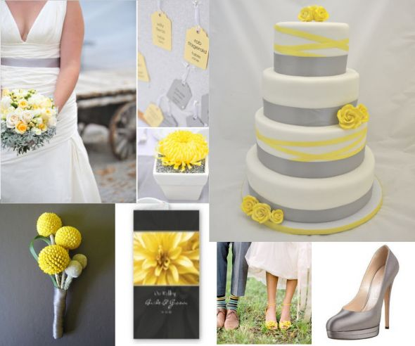 The grooms get up weddingbee - What colors go with yellow ...