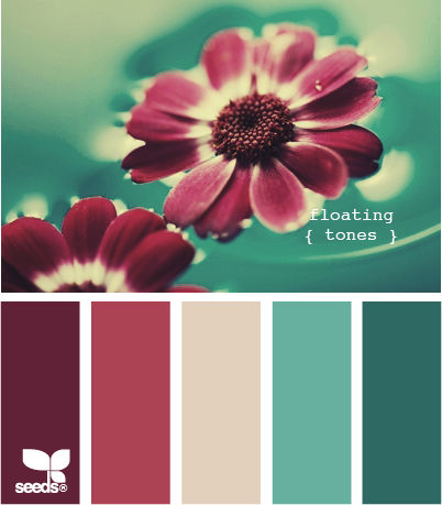 What does everyone think about these colors for my wedding - Burgundy and blue color scheme ...
