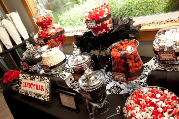 Chick's Candy Buffet