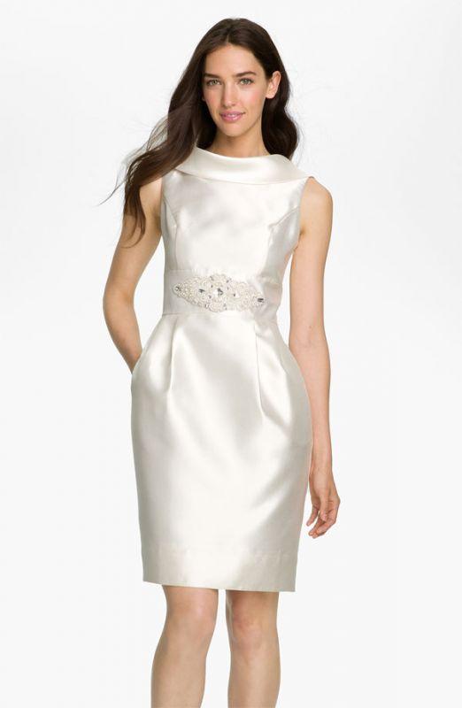 I bought a dress! Courthouse wedding