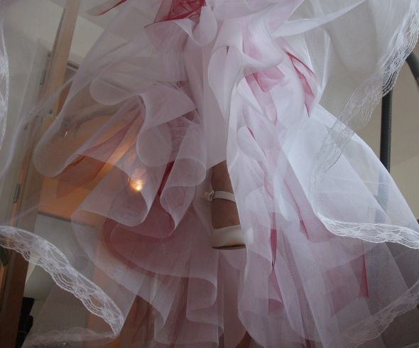 Poyester Coloured Crinoline