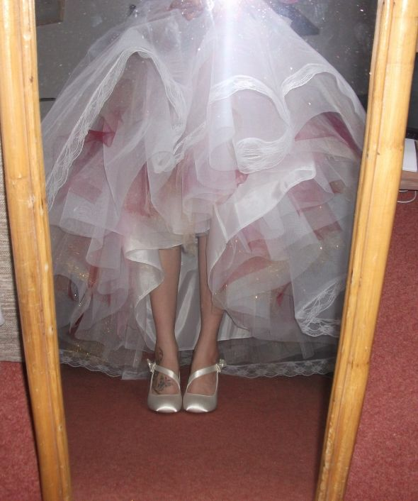 My Finished Crinoline
