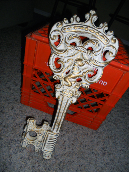 Skeleton Key Decor and Prop