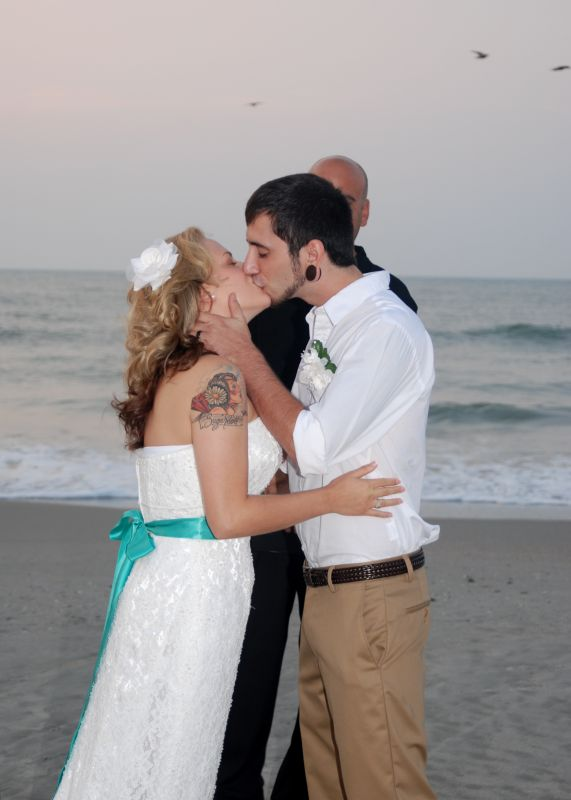 Our Beach Wedding