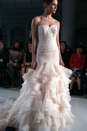 Is anyone my dress twin?? dennis basso for kleinfeld