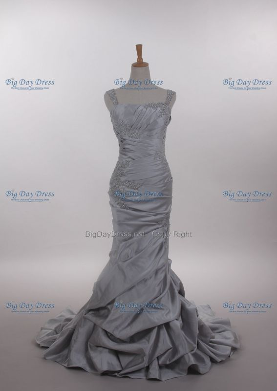 Silver wedding dresses under 1000 weddingbee for How much does it cost to preserve a wedding dress