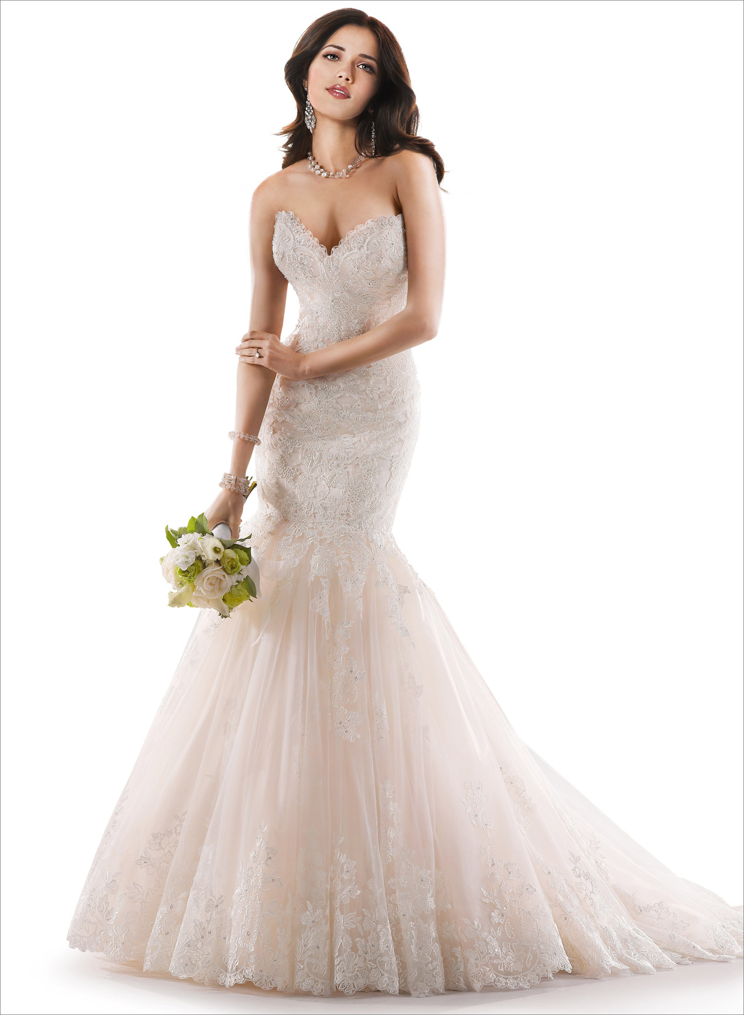 This Gorgeous Maggie Sottero Inspiration Will Make You Dream Of An