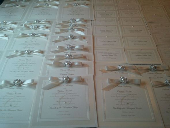 my DIY wedding invitation a lot of work but worth every minute and penny love it :  wedding Nice