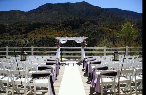Ceremony Venue Resort At Mount Charleston