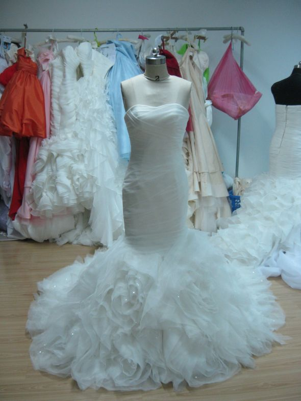 Help- Need honest opinions about my dress from Jasmine\'s bridal shop