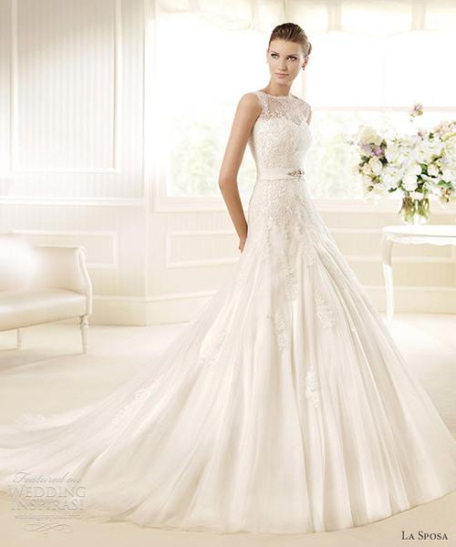 Pronovias and la sposa (wedding dress)