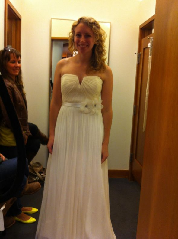 Dress Decision: Hawaii Outdoor Wedding
