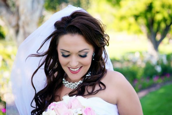 Was IN LOVE with My wedding make-up :  wedding makeup Martinez0041