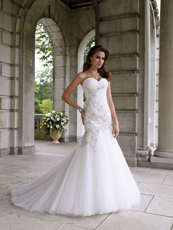 David Tutera Ciprianna Wedding Gown