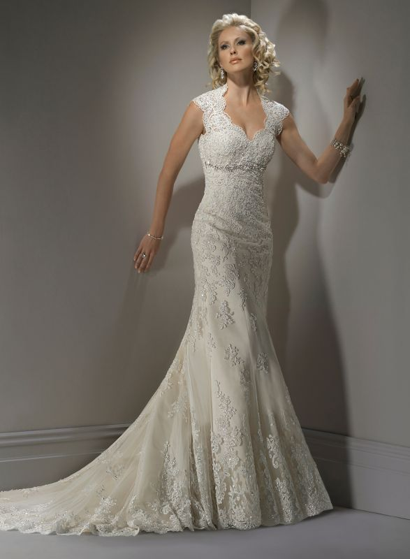 Custom Maggie Sottero Gowns?