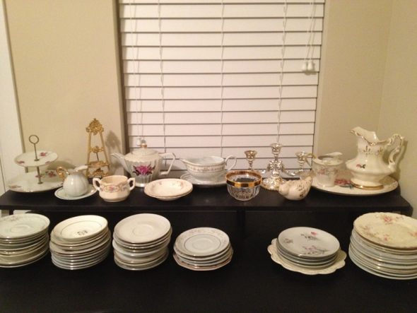 Mismatched China – How-To *HELP!*