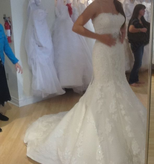I found my perfect dress! Sottero&Midgley's Veronica!
