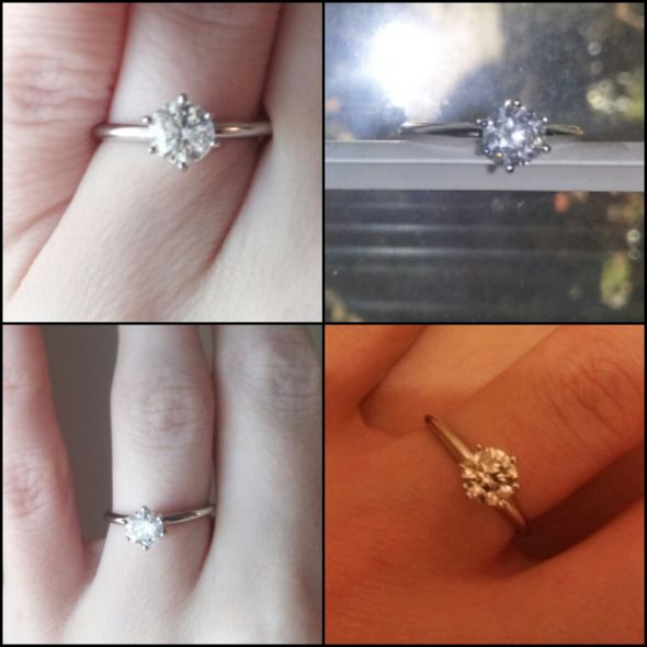 Pawn Shop Engagement Rings