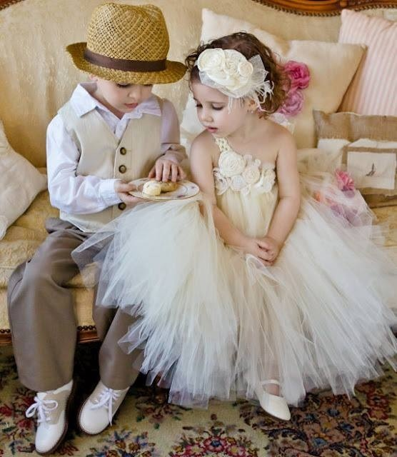 Super cute flower girl and ring bearer outfits im having my flower girl and ringbearer wear the same thing this is soo freakin cute mightylinksfo