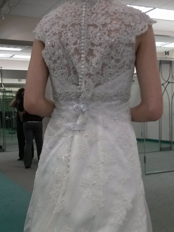 Vintage Style Dress Opinions Needed Please