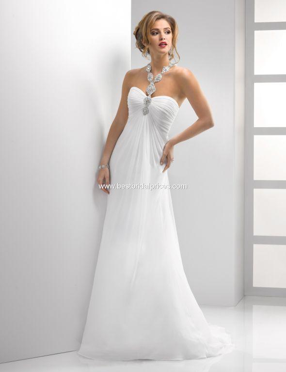 Самые стильные свадебные платья фото 3