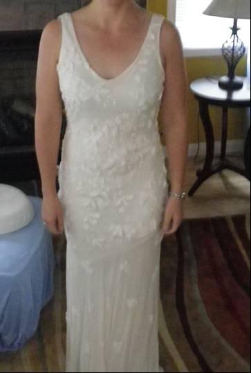 Altering wedding dress v neck to halter weddingbee for Wedding dress alterations columbus ohio