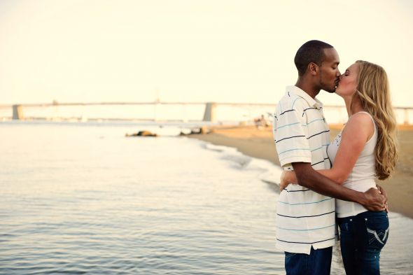 Engagement Photos :  wedding beach engagement love ADP 140