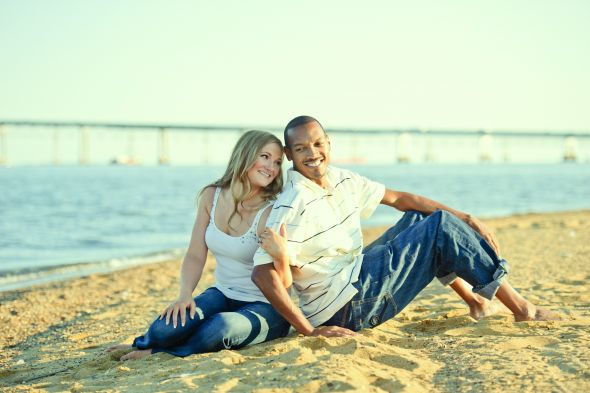Engagement Photos :  wedding beach engagement love ADP 98