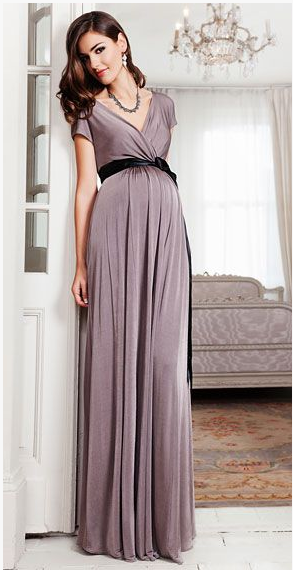 Formal Gowns for Pregnant Women