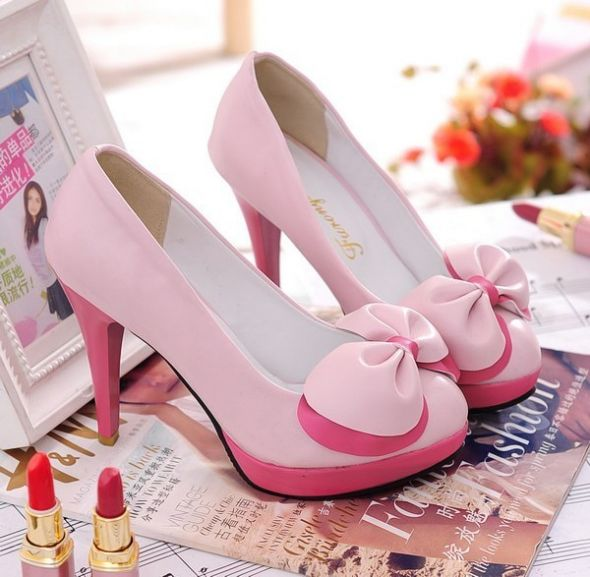 My Bridal Shoes - Rhapsody Lovers :  wedding pink shoes Shoes