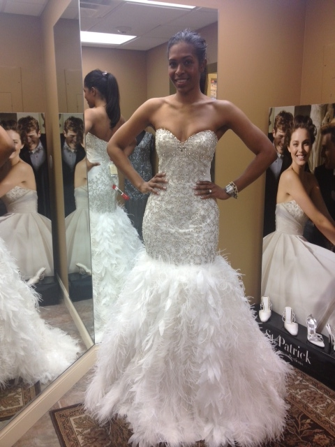 Should I Change My Wedding Gown…Fell In Love With Another One