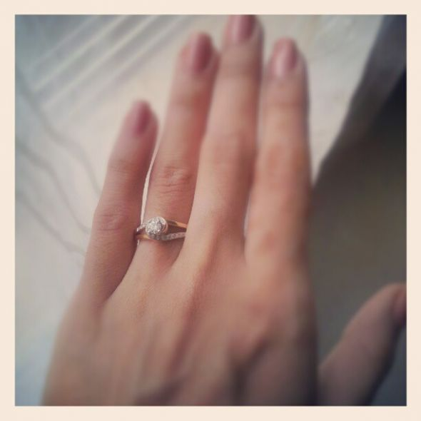 Help with matching Wedding Band for Split Shank Engagement Ring