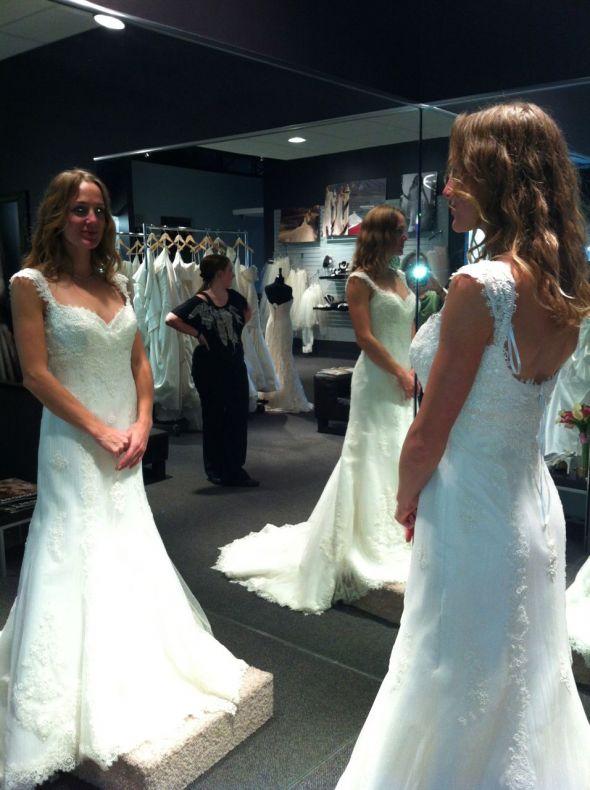 Dress Decisions Pronovias Adela Weddingbee