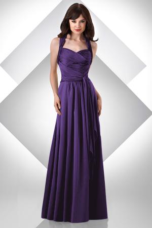 Plum Purple Wedding Dresses 63
