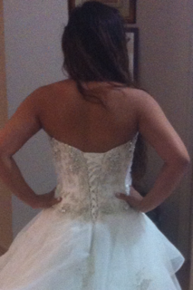 2012 Alfred Angelo Disney collection?? :  wedding 2012 1 alfred angelo disney fairy tale Photo